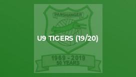 U9 Tigers (19/20)