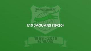 U10 Jaguars (19/20)