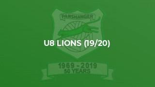 U8 Lions (19/20)