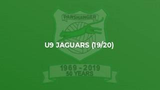 U9 Jaguars (19/20)