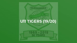 U11 Tigers (19/20)
