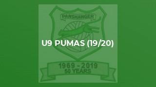U9 Pumas (19/20)