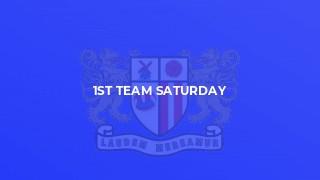 1st Team Saturday