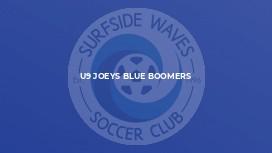 U9 Joeys Blue Boomers