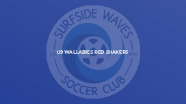 U9 Wallabies Red Shakers