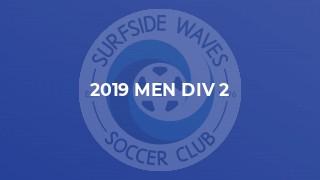 2019 Men Div 2