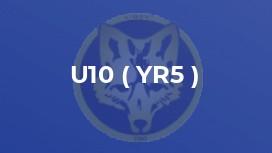 U10 ( Yr5 )