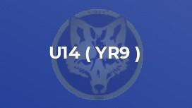 U14 ( Yr9 )