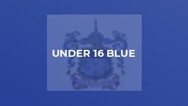 Under 16 Blue