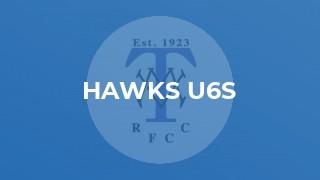 Hawks U6s