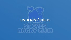 Under 17 / Colts