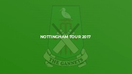 Nottingham Tour 2017