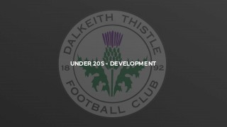 Under 20s - Development