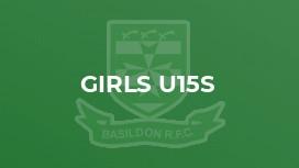 Girls U15s