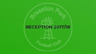 Reception 2017/18