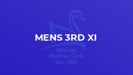 Mens 3rd XI