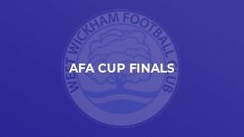 AFA CUP FINALS