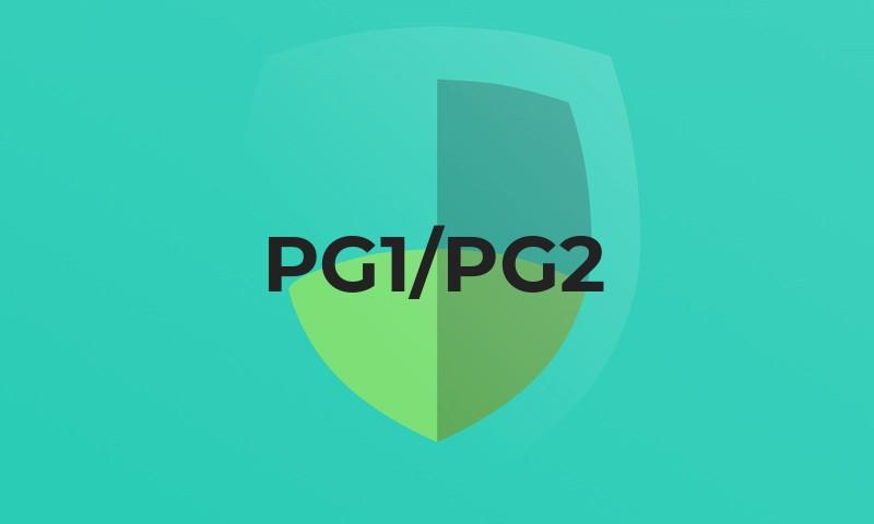 new style 82e8b 9e15e PG1/PG2 fixtures & results