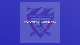 Coyotes (Under 8's)