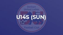 U14s (Sun)