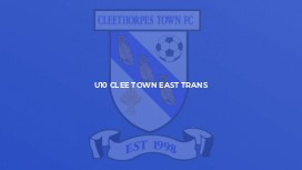 U10 Clee Town East Trans