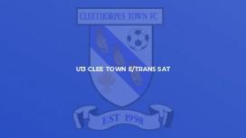 U13 Clee Town E/Trans SAT