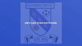 U18's Clee Town Pattesons