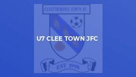 U7 Clee Town JFC