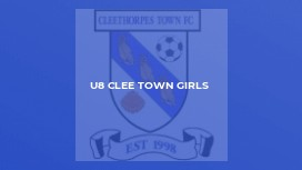 U8 Clee Town Girls