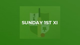 Winchmore Hill t20 Final - v Winchmore