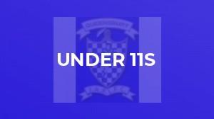 Queensbury U9's v Crigglestone All Blacks