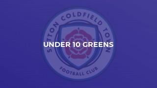 Under 10 Greens