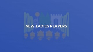 New Ladies Players
