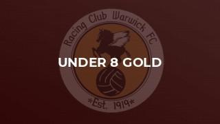 Under 8 Gold