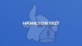 Hamilton 1927