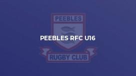 Peebles RFC U16