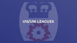 U15/U16 Leagues