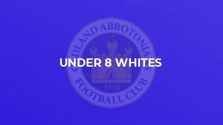 Under 8 Whites
