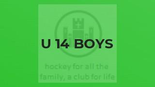 U 14 Boys