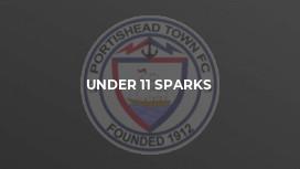Under 11 Sparks