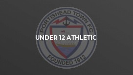 Under 12 Athletic