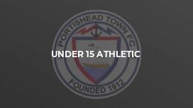 Under 15 Athletic