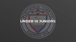 Under 10 Juniors