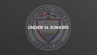 Under 14 Juniors
