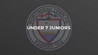 Under 7 Juniors