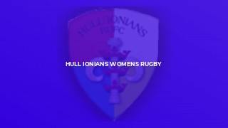 Hull Ionians Womens Rugby