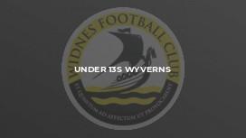 Under 13s Wyverns