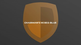 Chairman's Mixed Blue