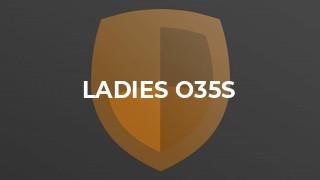 Ladies O35s