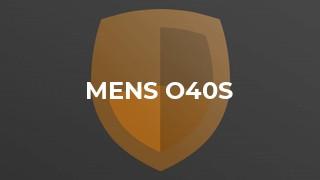 Mens O40s